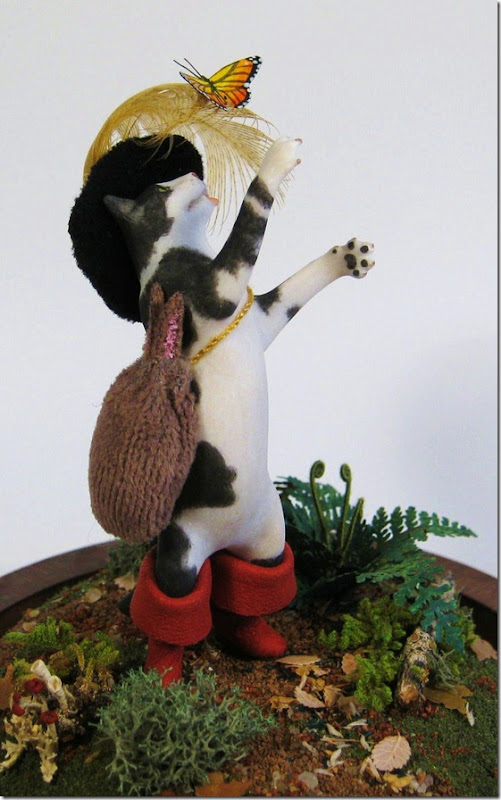 El Gato con Botas,El gato maestro,Cagliuso, Charles Perrault,Master Cat, The Booted Cat,Le Maître Chat, ou Le Chat Botté (134)
