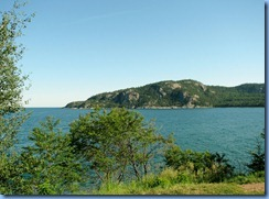 7861 Ontario Trans-Canada Hwy 17 - Lake Superior scenic overlook