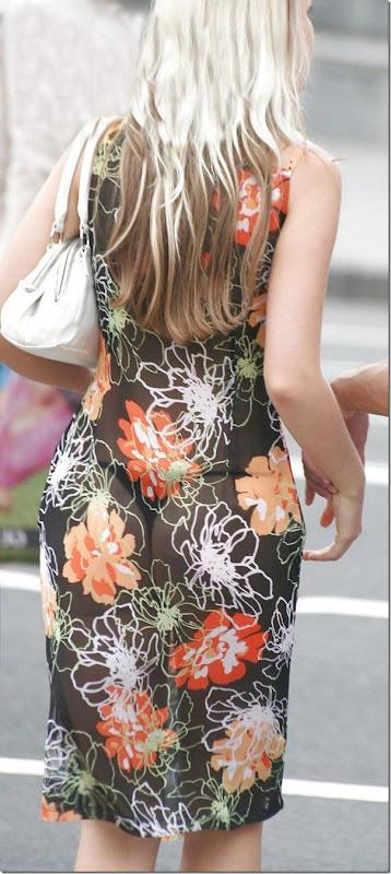 Vestido transparente (3)