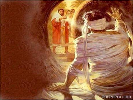 Lázaro Ressucitado