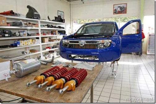 Dacia Duster No Limit 10