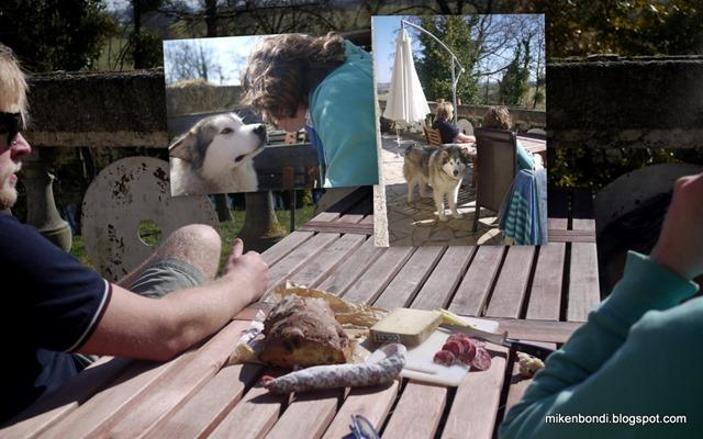 2012-02-28 Ben - outdoor lunch