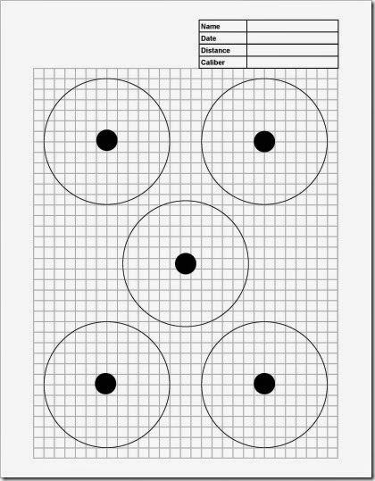 Target - Rifle Instuctor Qualification