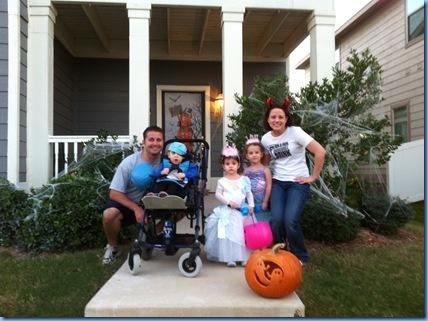 Family 2011 Halloween