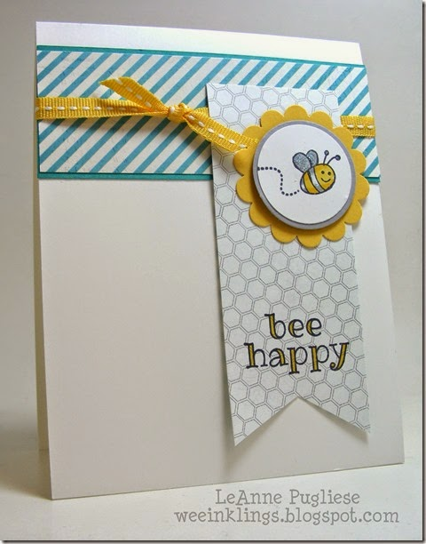 LeAnne Pugliese WeeInklings Sweet Stuff Stampin Up