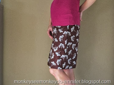 brown skirt (5)