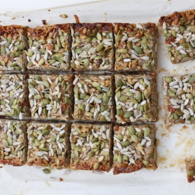 Sugar-Free Granola Bars