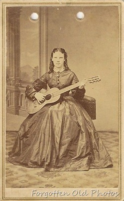 Emma 14 or 15 in 1867 to 1868