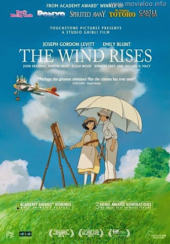 The Wind Rises (2013) BluRay 720p