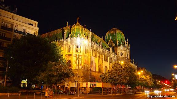 Muzeul de Arta Aplicata Budapesta
