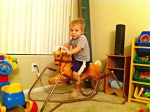 rocking horse 10