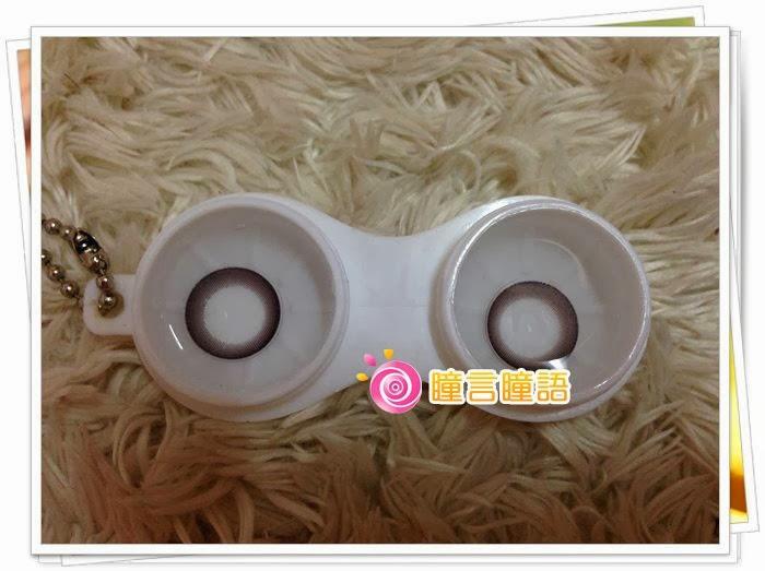 日本EOS隱形眼鏡-自然蘿莉咖3