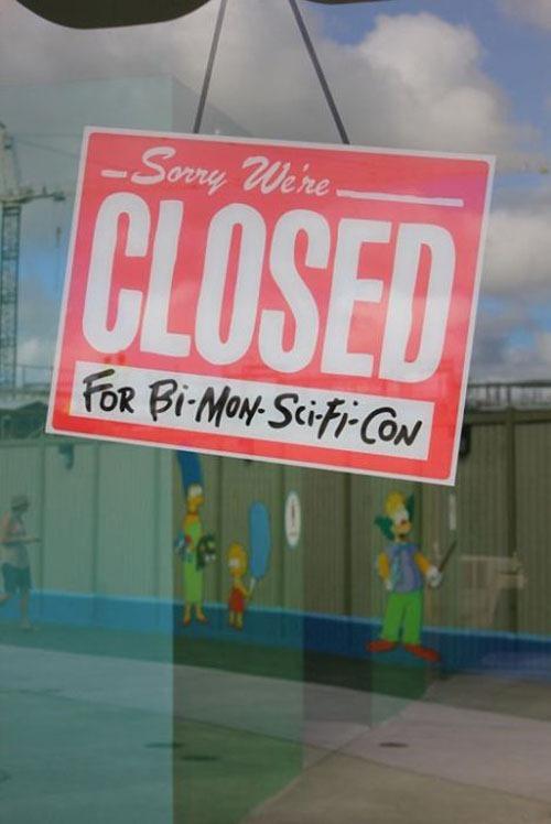 Springfield dos Simpsons em tamanho real - www.deubandeira.com.br