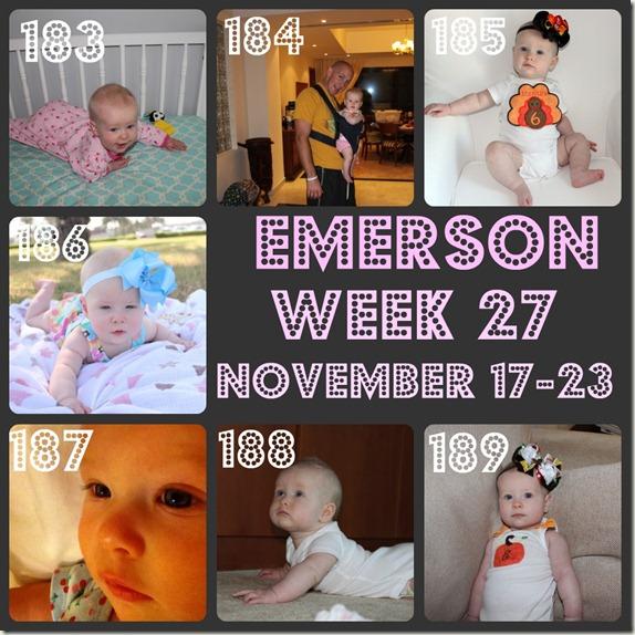 emerson week 27