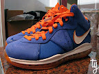 hardwood lebron8 blue 02 First Look at Nike LeBron X Low   Cavs Hardwood Classic?!