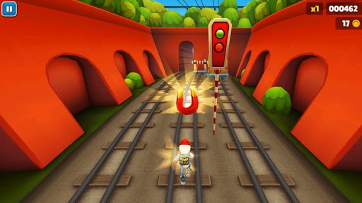 Subway surfers like games online