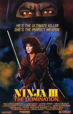Ninja iii domination