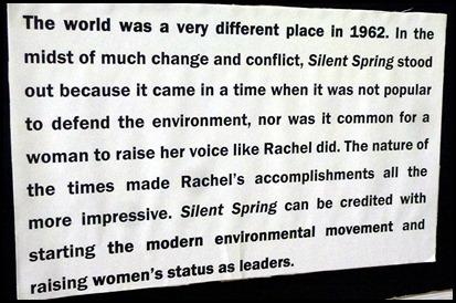 02d - Rachel Carson - contribution