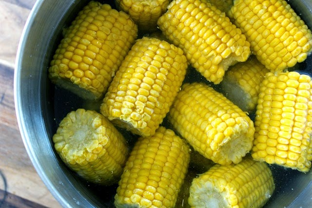 #ad grilled corn on the cob