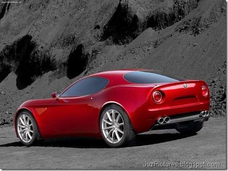 Alfa Romeo 8C Competizione (2004)5