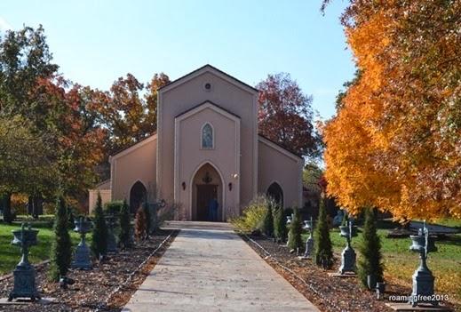 Precious Moments Chapel