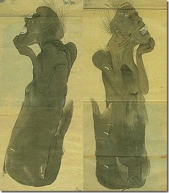 Momia japonesa
