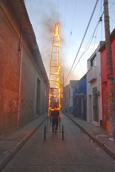 Estranho em Cartagena 02