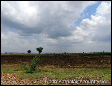 North Karnataka countryside