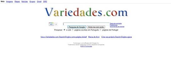 Criando seu próprio google