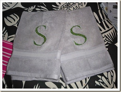 Applique Handtowel (7)