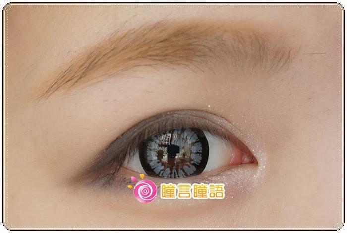 日本EOS隱形眼鏡-Magic灰6