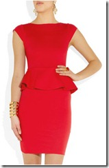 Alice   Olivia Red Dress