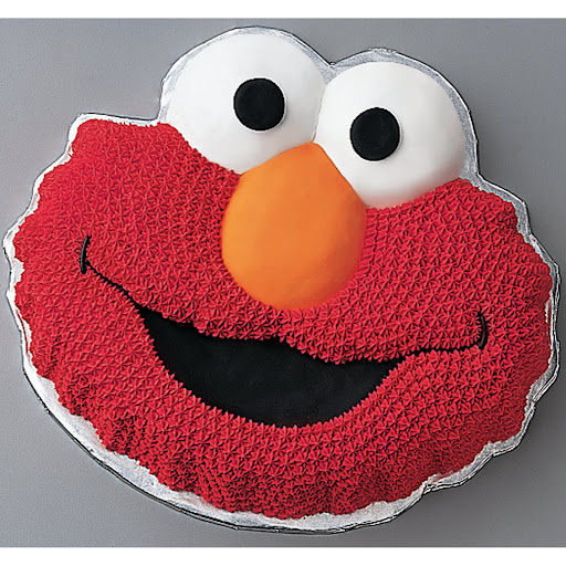 Elmo Cake Pan