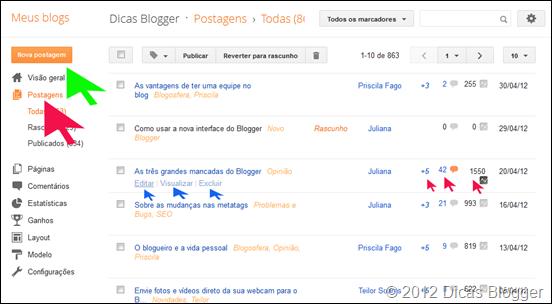 novoblogger-postagens