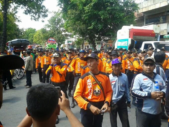 Senkom Rescue Oranyekan Karnaval Klaten