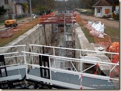 barrages en travaux sur le Loing-002