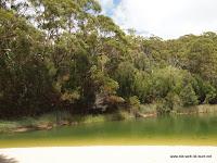 Lake Wabby auf Fraser Island