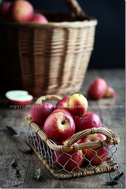ciasto jabłkowe z tonka i tymiankiem (1)