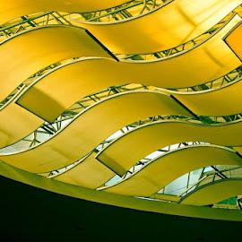 swing by Anton N Munasti - Abstract Patterns