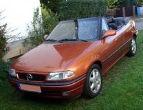 Opel Astra cabriolet 1993