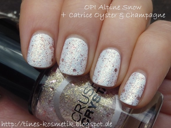 Catrice Oyster Champagne Weiß 2