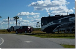Site 63 at Pine Grove CG at Jonathan Dickinson State Park FL