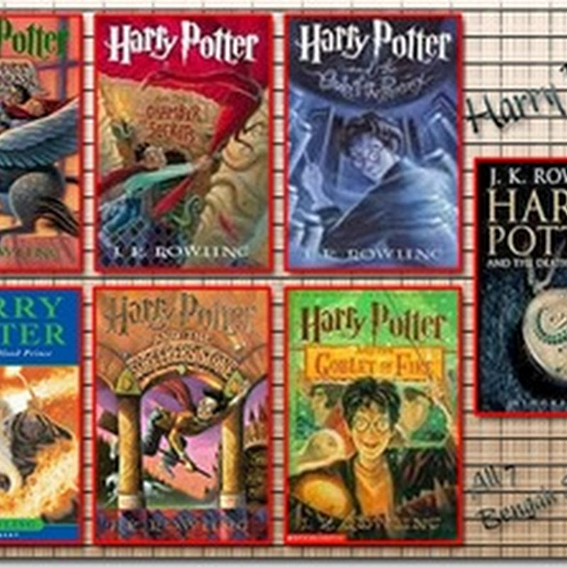 Harry Potter Book Download : Harry potter bengali e books series pdf files download