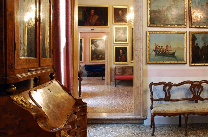 Museo Camera da letto ©Cristiano Corte