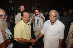 With ISRO Chairman Dr. G. Madhavan Nair