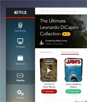 Así es cómo debería ser la interfaz de Netflix