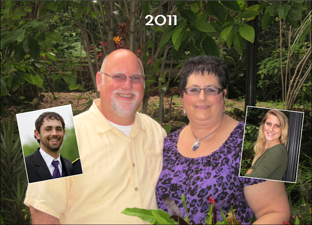 2011 family picture