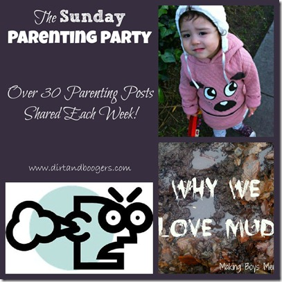 The Sunday Parenting Party