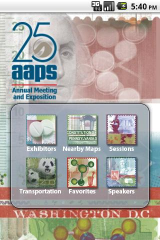 AAPS 2011 Annual Meeting Exp