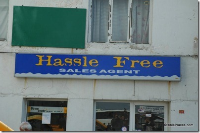 Hassle Free sales agent sign in Turkey, tb041605306